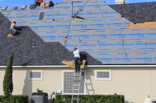 Houston Roofers - Roof Replacement