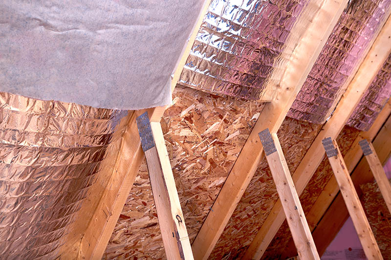 Radiant Barrier | OnPoint Roofing